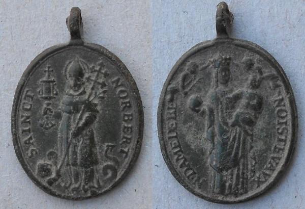 San Norbert de Xanten -Notre Dame de Benoite Vaux (R.M. SXVIII-O426) (AM) 1255_s10
