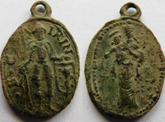San Quirino  de Lorraine - Ntra. Sra. del Rosario, S. XVIII  1469_x11