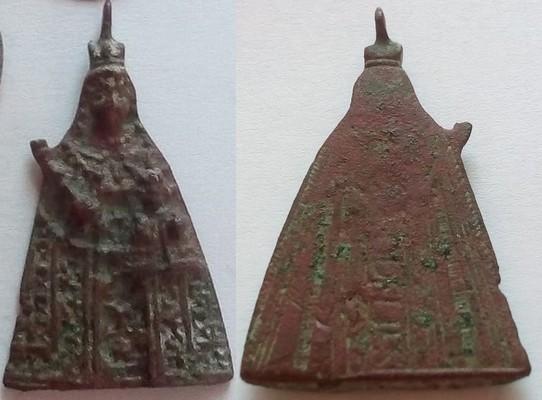 medalla pastorale noestra ? 154410