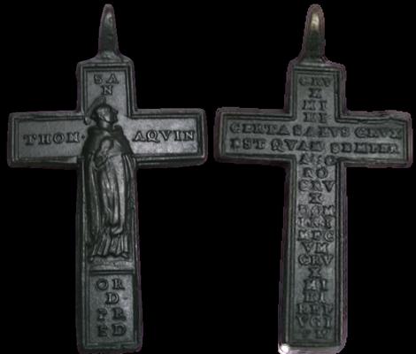 Cruce San Tomas Aquino XVII 19100510