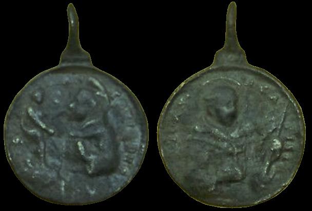 San Antonio de Padua / San Juan de Capistrano, S. XVII 20190910
