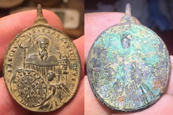 San Benito- Ida du Toggenburg (monastere de Fischingen) XVII-XVIII ? 31769711