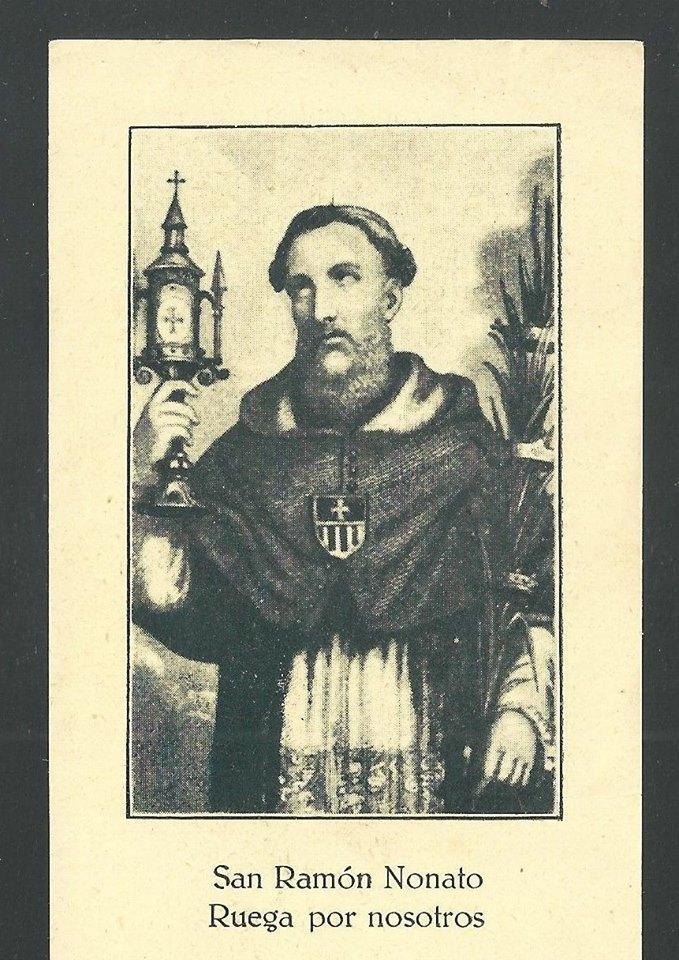 San Ramón Nonato - Emblema Orden de la Merced XVII 37179911