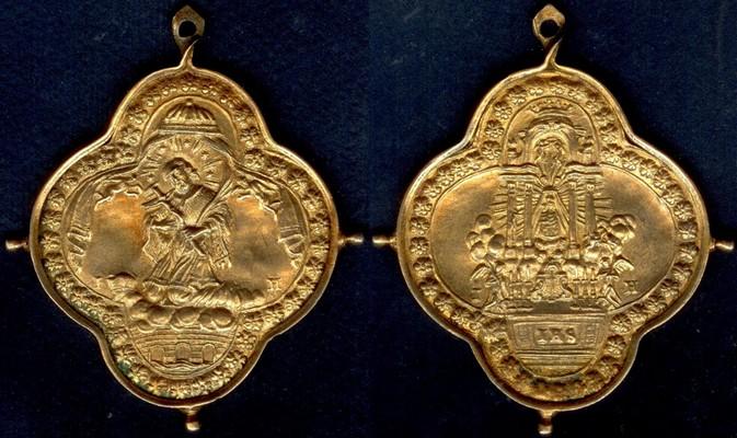 SanJuan Nepomuceno- Virgen Mariazell ( IH  marca Hamerani) (R.M. SXVIII-Ot 21) 40744610