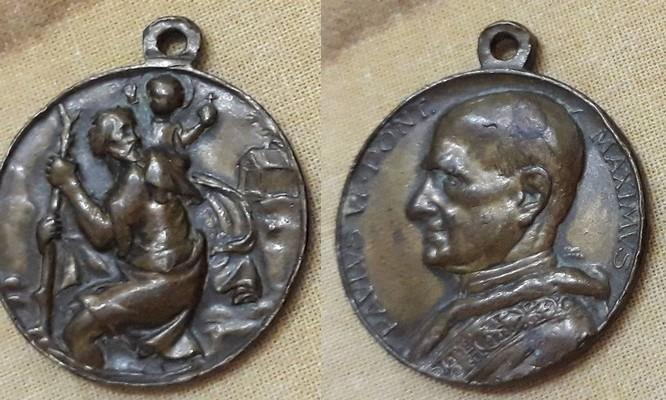 San Christobal -Pablo VI (marca COST AFFER ) 41651210