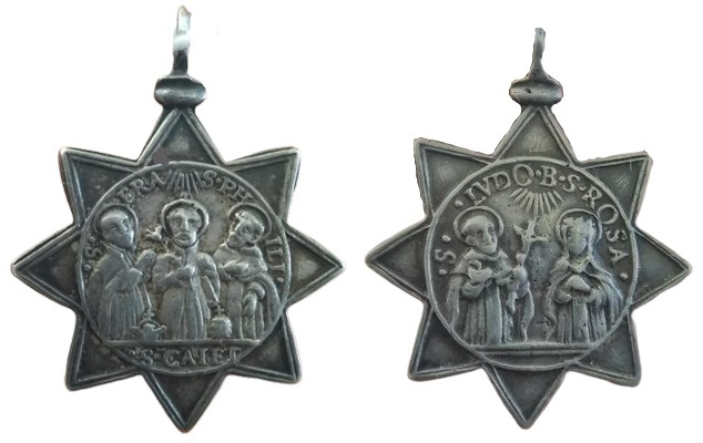 Saints canonizaciones múltiples de 1671 46711