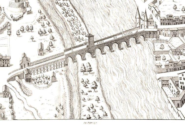 ND-de-Fourvière - LYON XIXeme  (revers  la chapelle saint esprit) 57897210