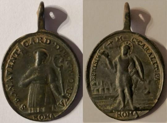 san Bonaventura de Bagnorega -san Efisio de Cagliari 60332710