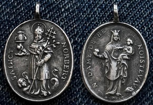 San Norbert de Xanten -Notre Dame de Benoite Vaux (R.M. SXVIII-O426) (AM) 67282310