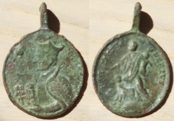 san Ignacio de Loyola - Glorificación de San Felipe Neri, S. XVIII 67968110