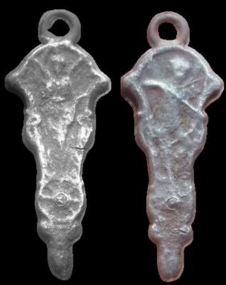 amulette pendentif  74360210