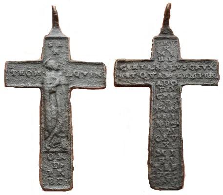 Cruce San Tomas Aquino XVII 75339410