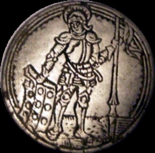 San Quirino  de Lorraine - Ntra. Sra. del Rosario, S. XVIII  Bouton12