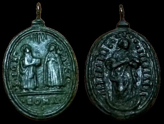 san Ignacio de Loyola san Francisco Javier -Inmaculada Concepción   Ignace10