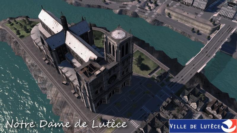 [CXL] Lutèce - RFGC, Delta Notred17