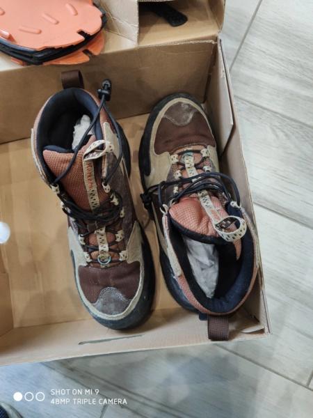 [VENDO] scarponi korkers con suole intercambiabili Img_2026