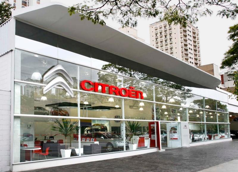 [IMAGES] Les concessions Citroën Sao11