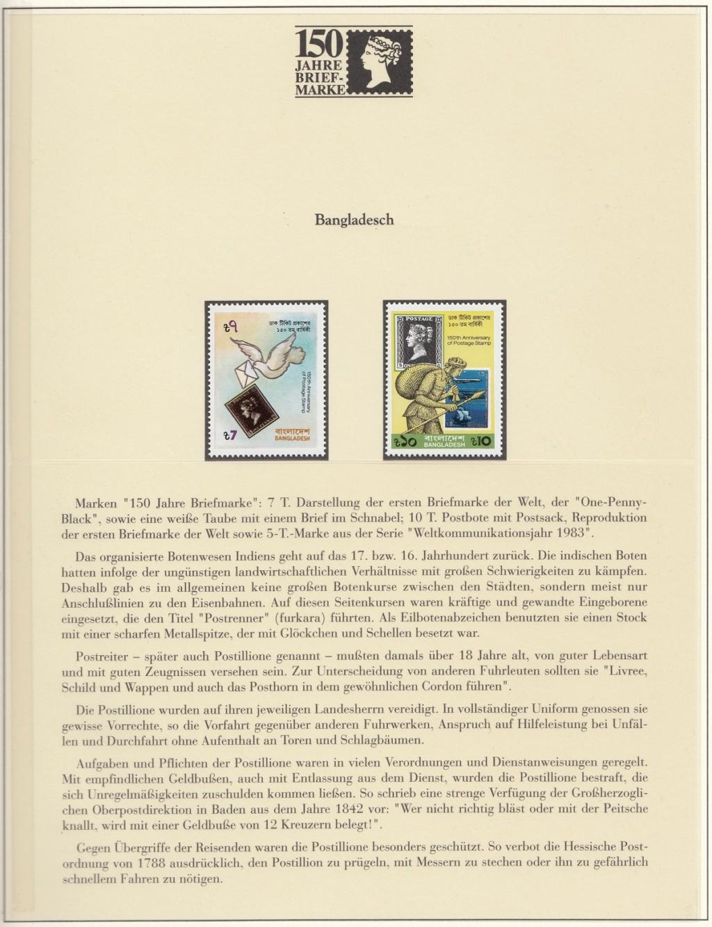 180 Jahre Briefmarke 150-1110