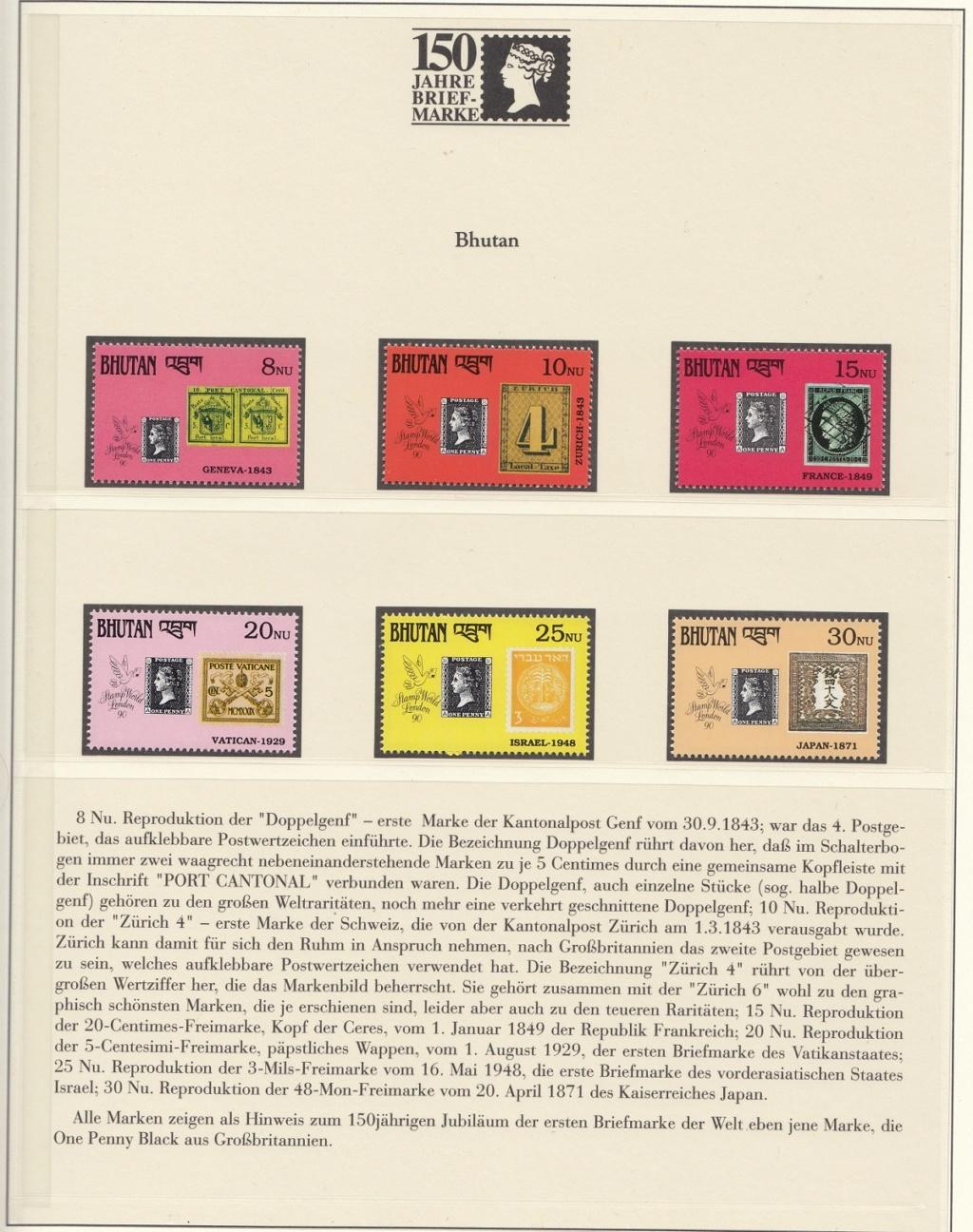180 Jahre Briefmarke 150-1410