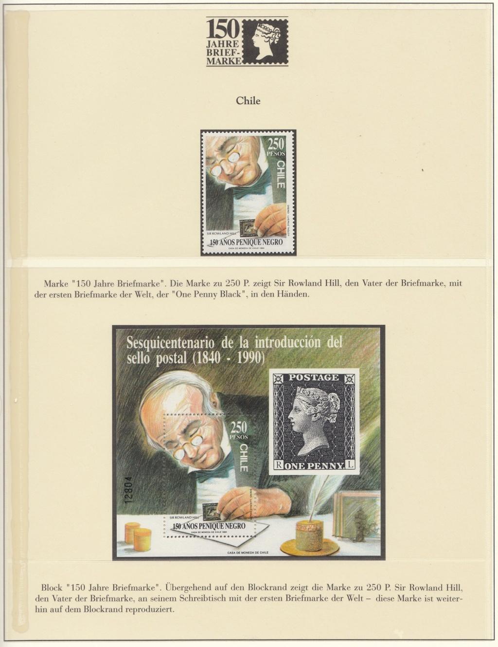 180 Jahre Briefmarke 150-2210