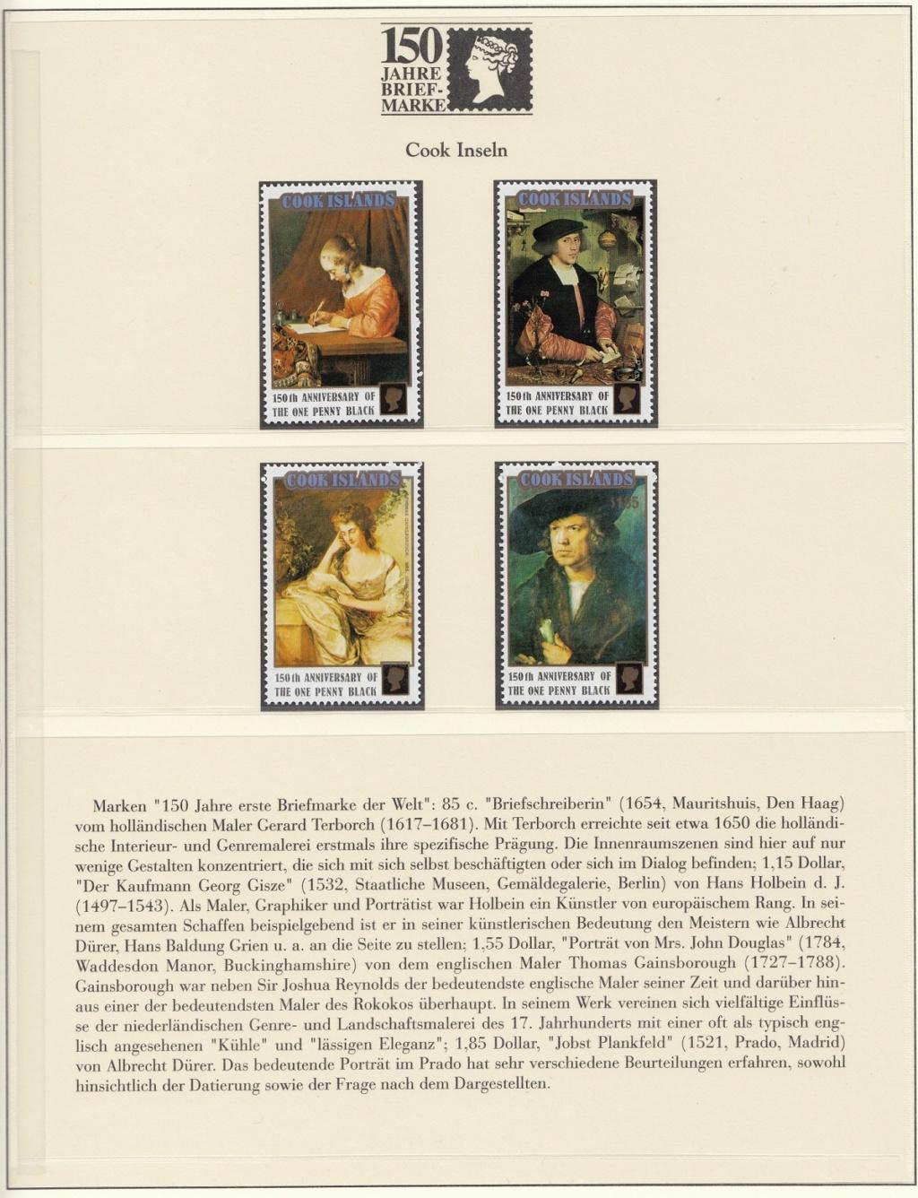 180 Jahre Briefmarke 150-2410