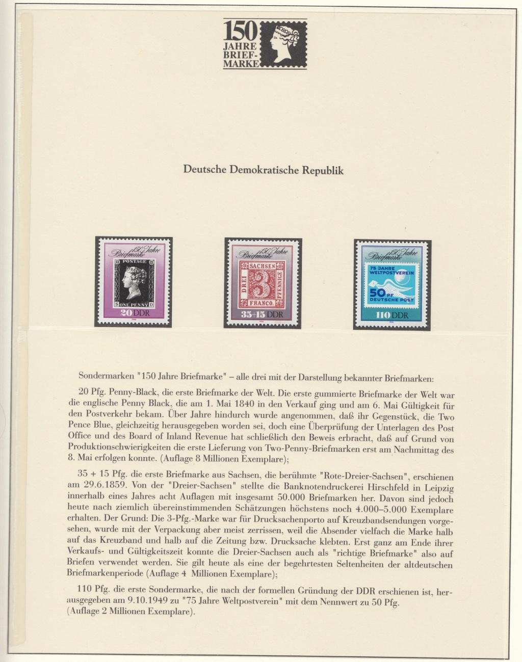 180 Jahre Briefmarke 150-2510