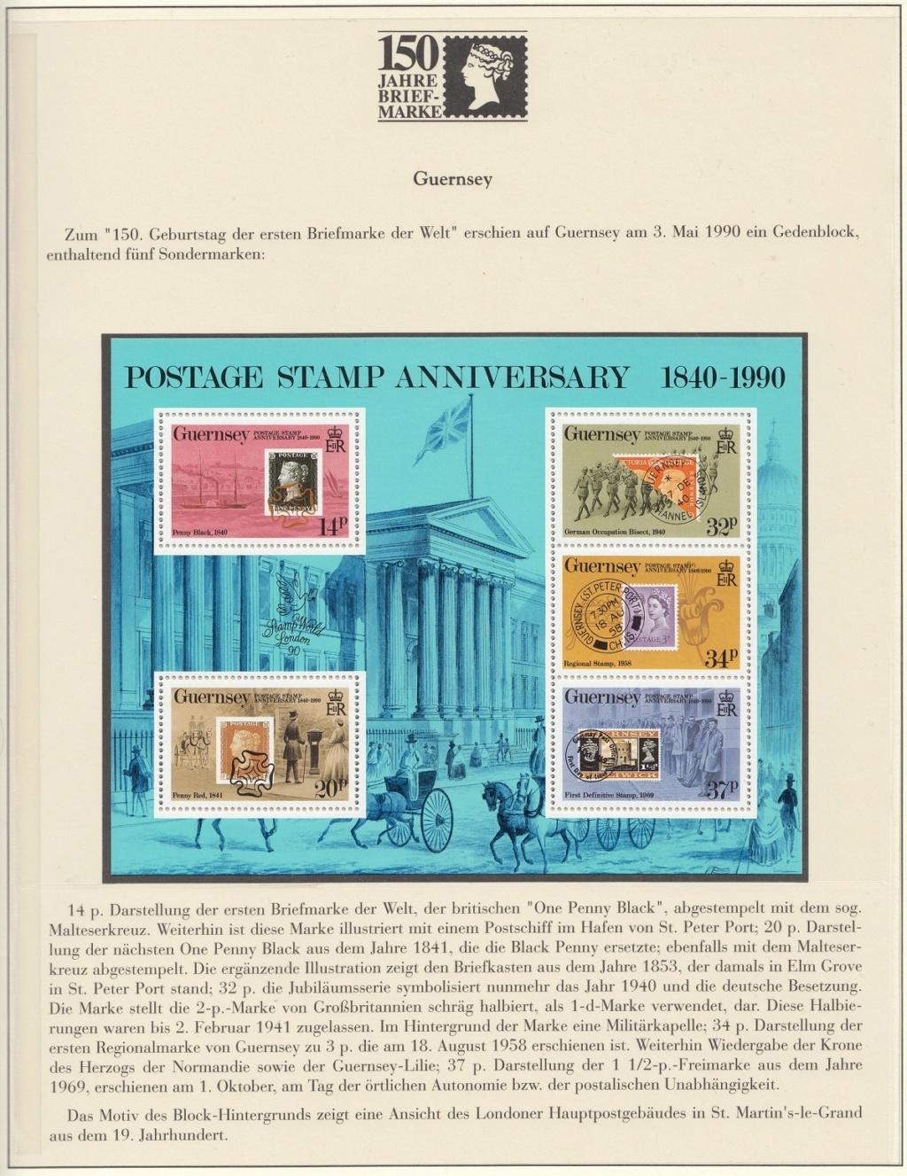 180 Jahre Briefmarke 150-3010
