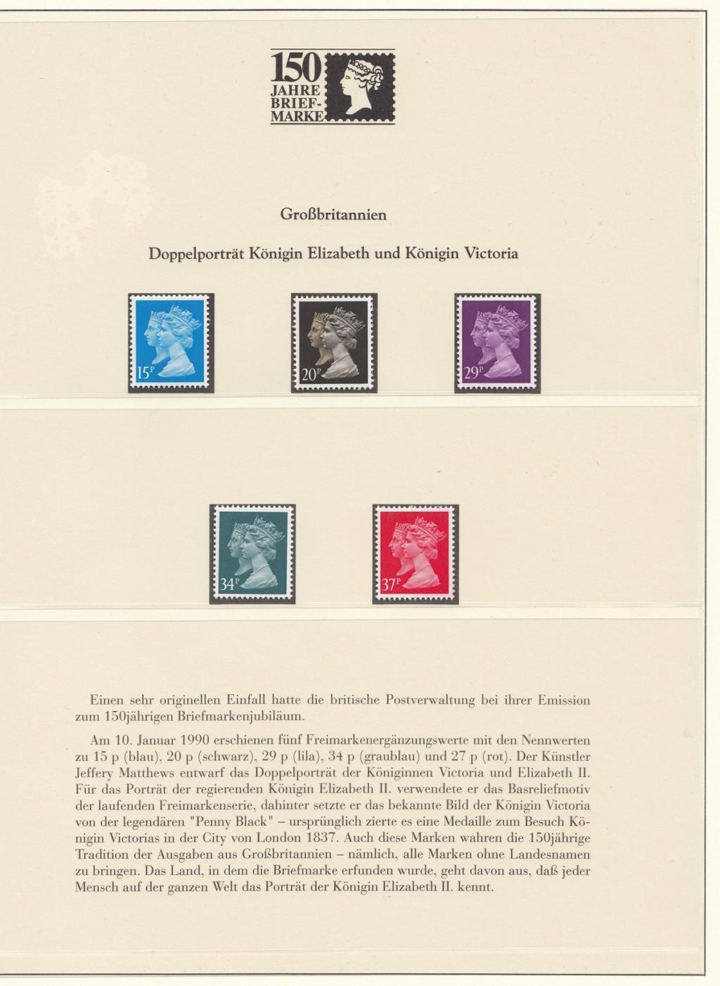 180 Jahre Briefmarke 150-310