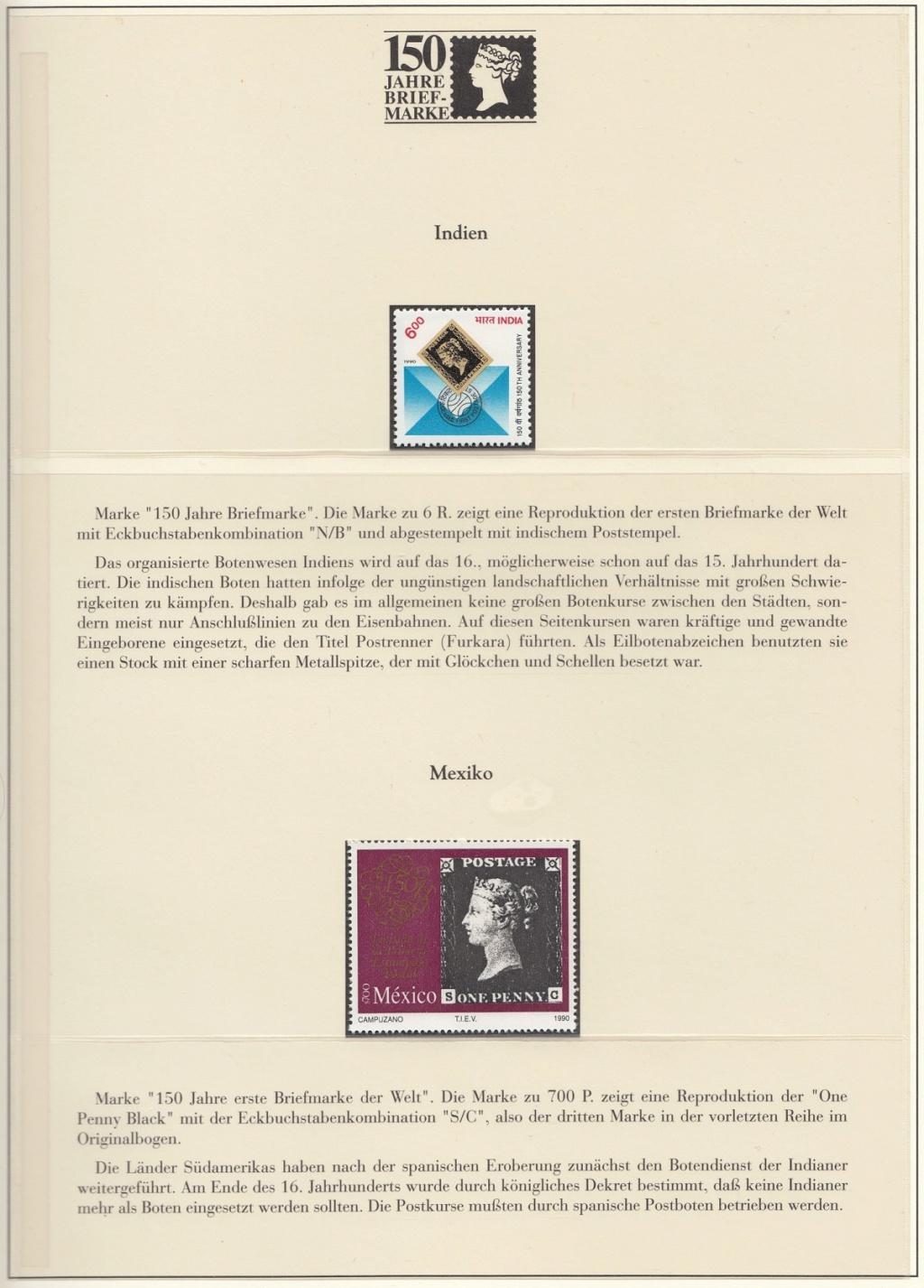 180 Jahre Briefmarke 150-3210
