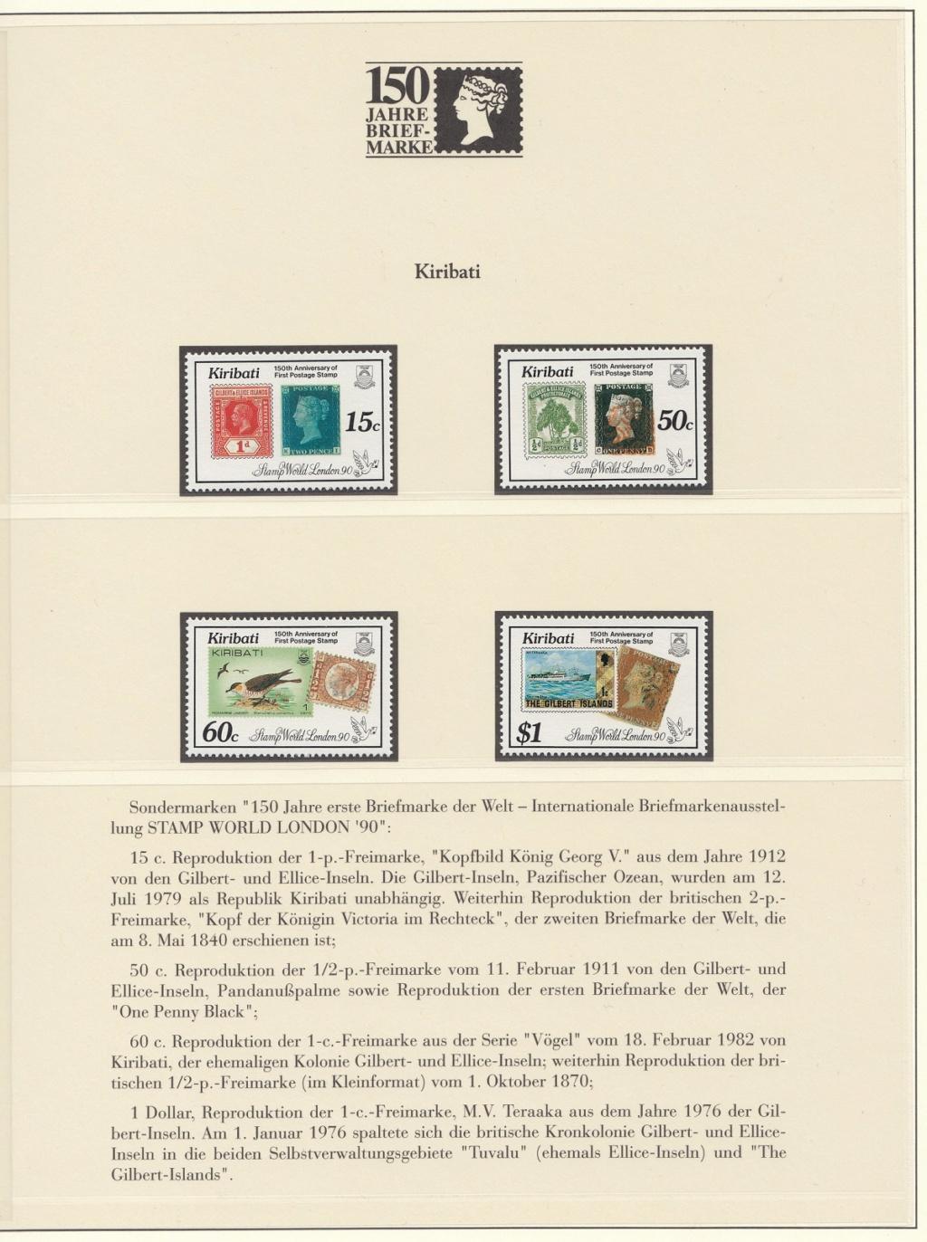 180 Jahre Briefmarke 150-3610