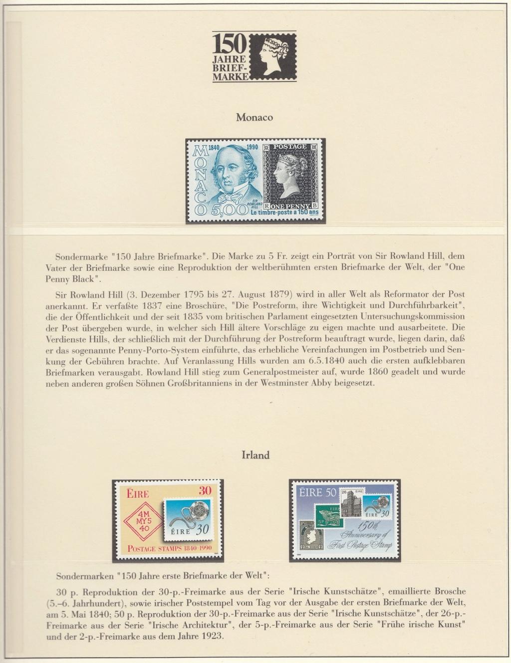 180 Jahre Briefmarke 150-3810