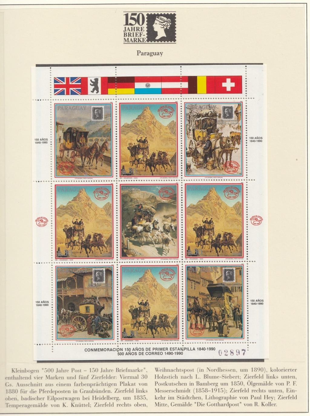 180 Jahre Briefmarke 150-4310