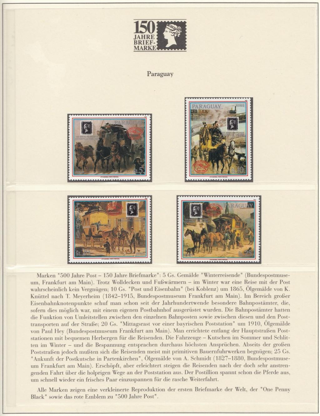 180 Jahre Briefmarke 150-4410