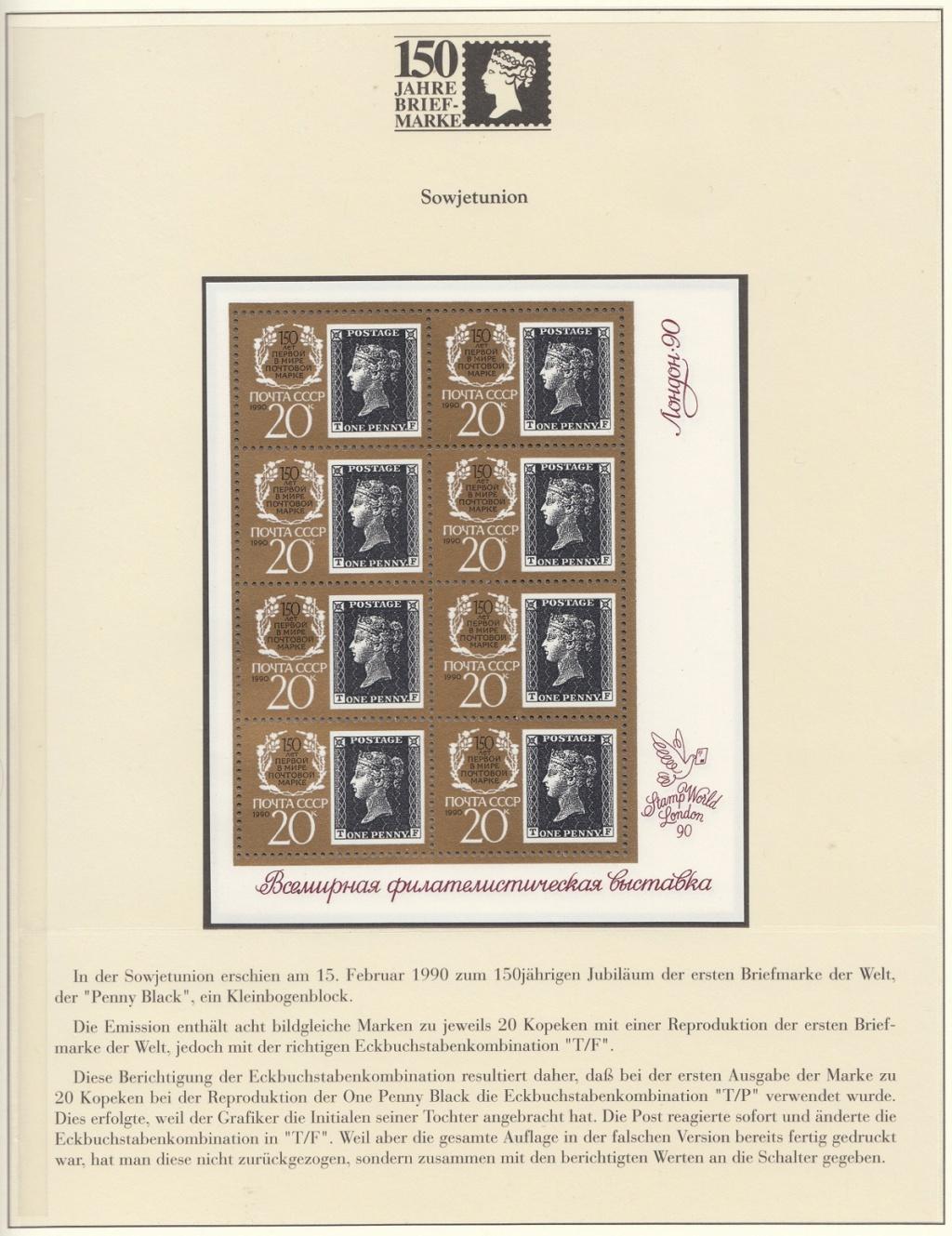 180 Jahre Briefmarke - Seite 2 150-5110