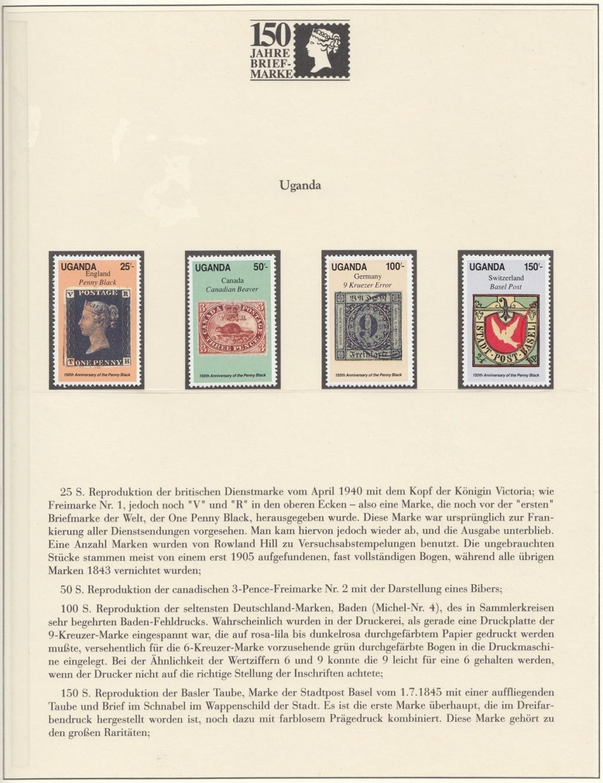 180 Jahre Briefmarke - Seite 2 150-5910