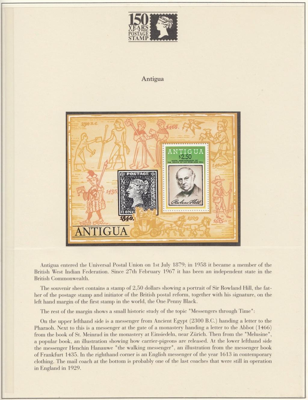 180 Jahre Briefmarke 150-810