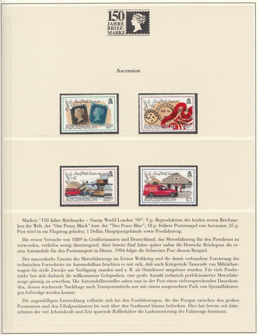 180 Jahre Briefmarke 150-910