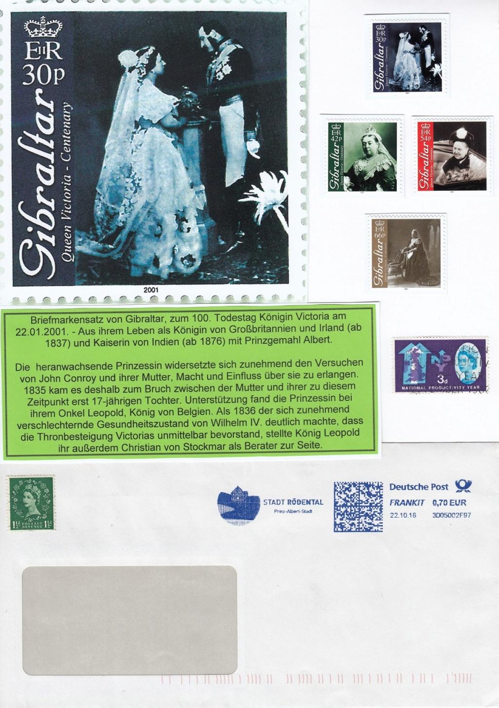 180 Jahre Briefmarke 170-1710