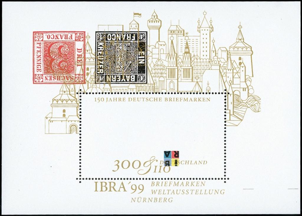 Die IBRA '99 in Nürnberg 260810