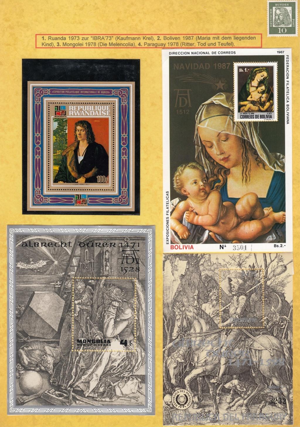 Ausstellungssammlung zum Thema Albrecht Dürer Ad1g10