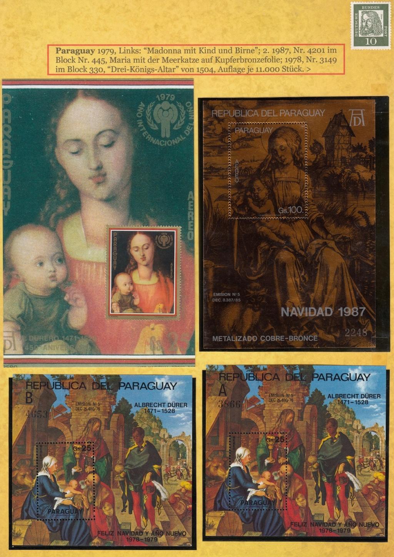 Ausstellungssammlung zum Thema Albrecht Dürer Ad1l10