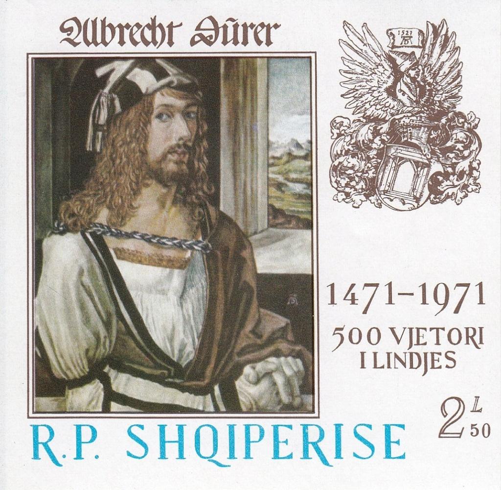 Albrecht Dürer Ad310