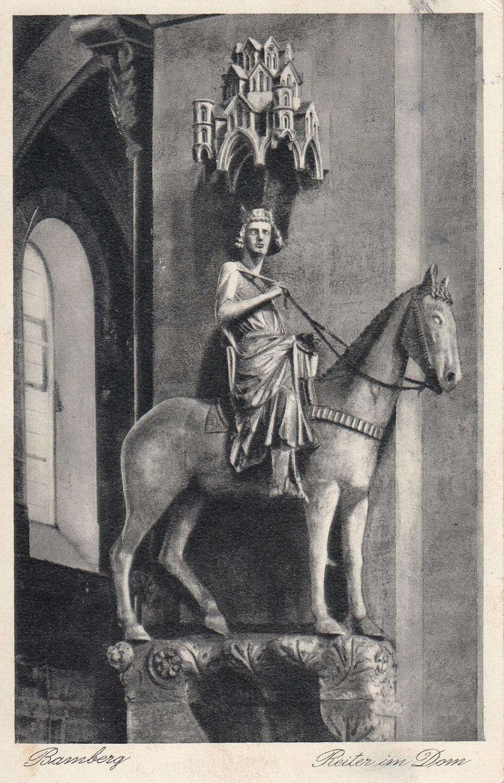 Der Bamberger Reiter Bamb110