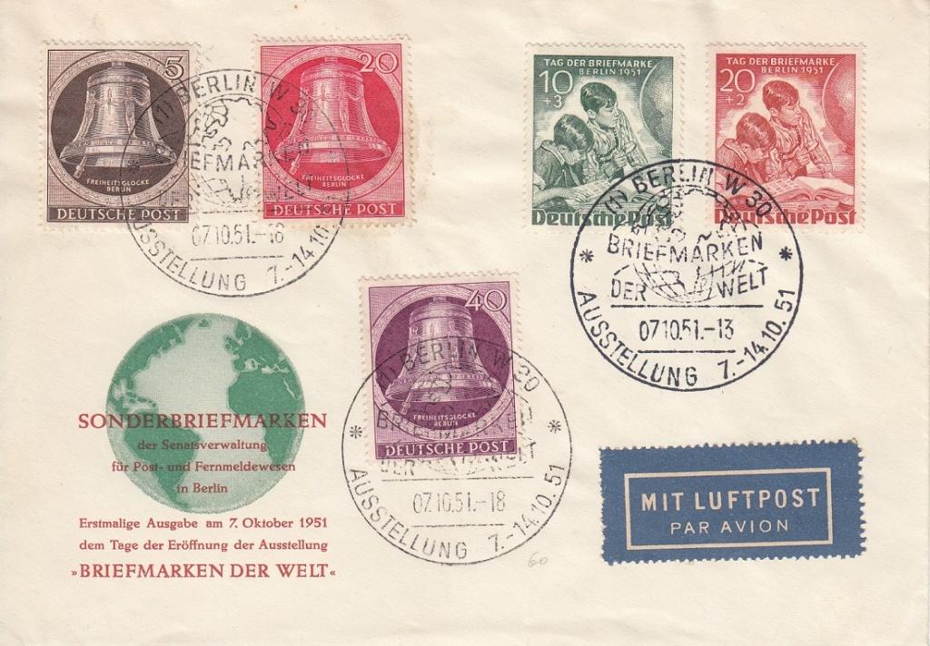 Schöne Briefe und Belege aus Berlin Berlin10