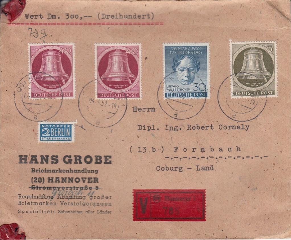 Schöne Briefe und Belege aus Berlin Berlin11