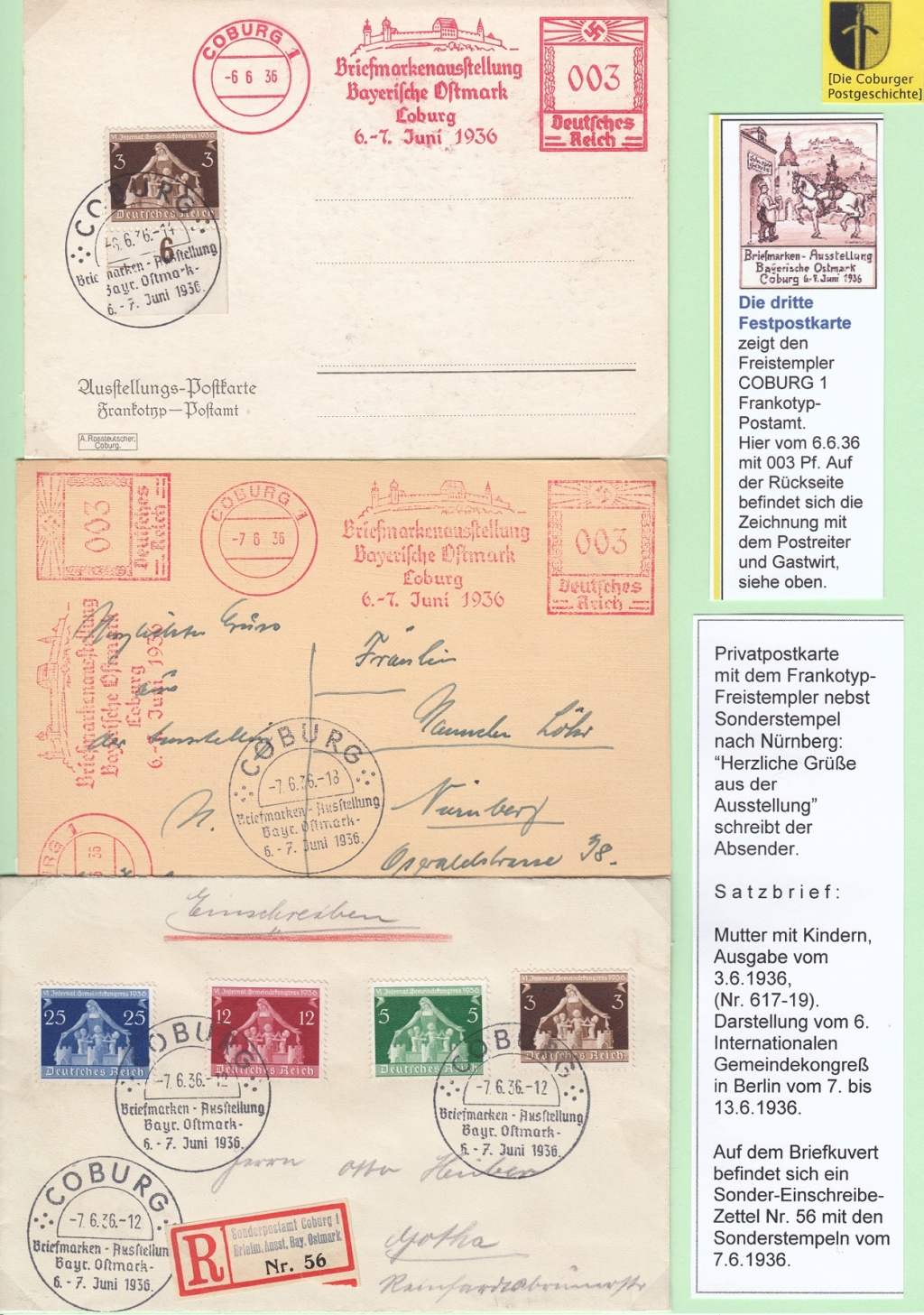 Die Bayerische Ostmark Bo1210