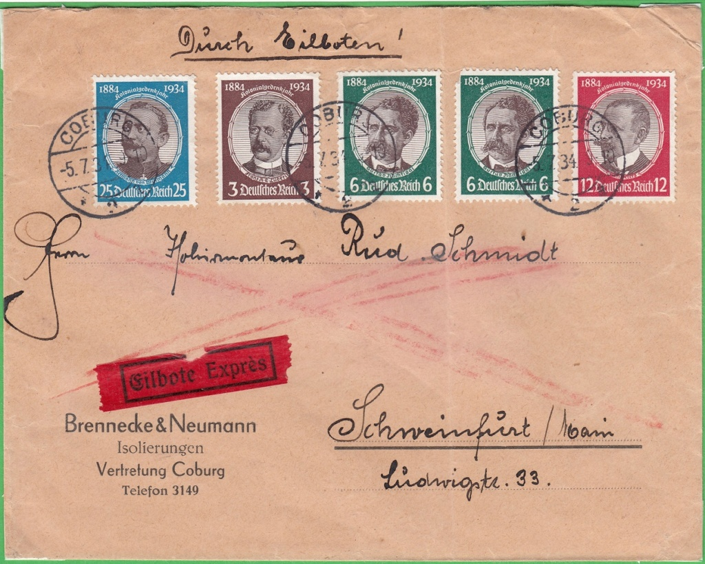 Die Bayerische Ostmark Bo410