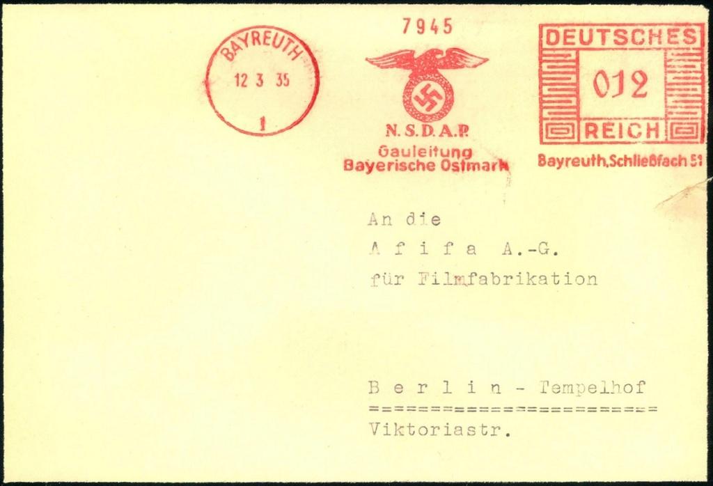 Die Bayerische Ostmark Bo710