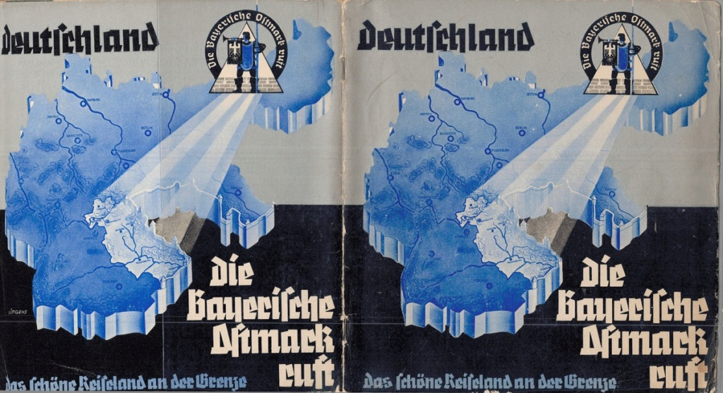 Die Bayerische Ostmark Bo910