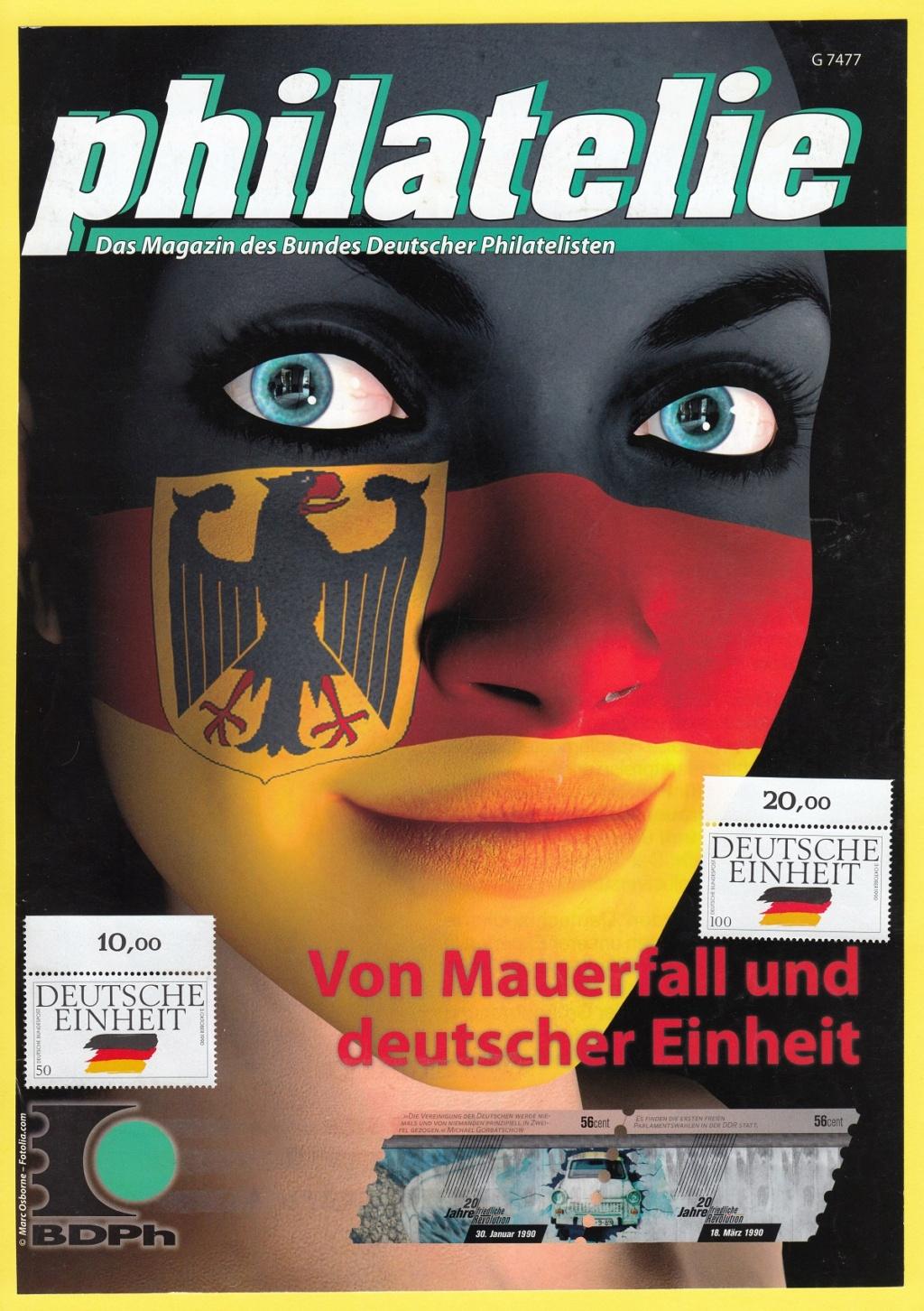 Die Vereinigung von West- und Mitteldeutschland vor 30 Jahren D110